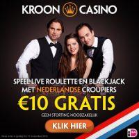 Spelen met 10 euro gratis tot 31 oktober