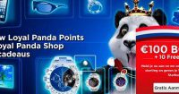 Lucky 21 blackjackpromotie in Royal Panda Casino