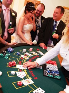blackjack trouwen